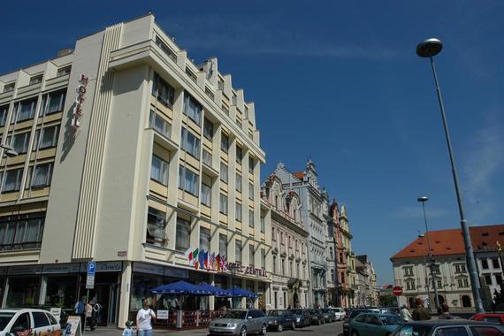 Hotel CENTRAL foto 1