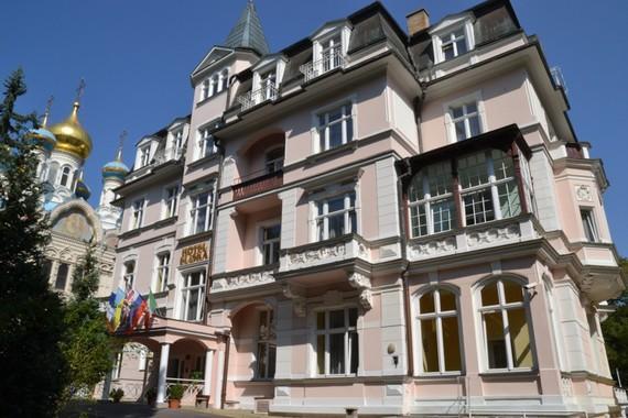 Hotel ELIŠKA foto 1