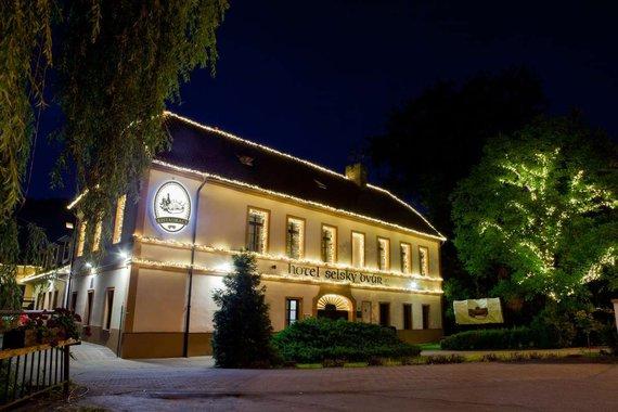 Hotel Selský Dvůr foto 2