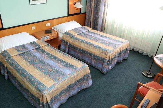 Hotel Čechie Praha foto 4