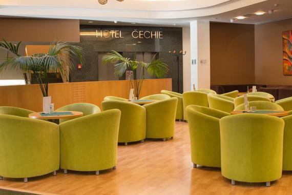 Hotel Čechie Praha foto 2