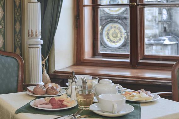 Grand Hotel Praha foto 1