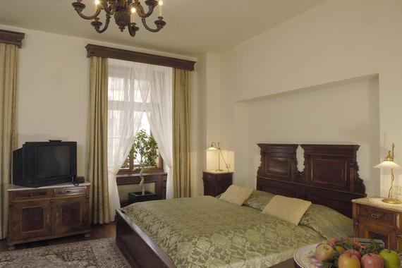 Grand Hotel Praha foto 4