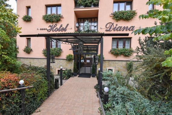 Hotel Diana foto 1