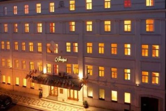Hotel Ametyst Praha foto 1