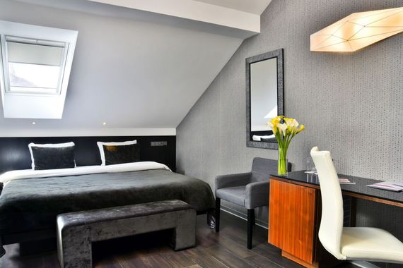 Hotel Ametyst Praha foto 2