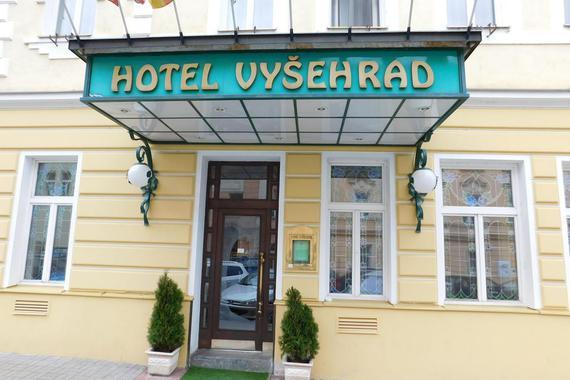 Hotel Vyšehrad foto 1