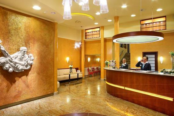 Hotel Adria Praha foto 4