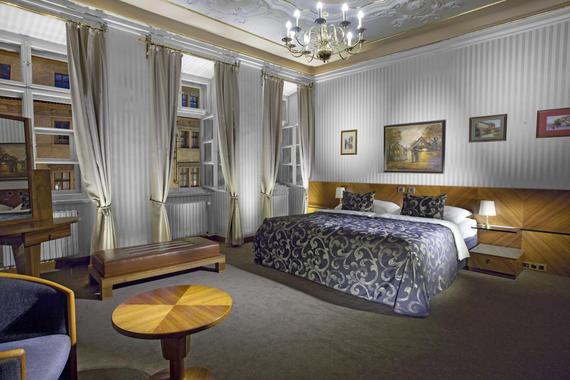 Hotel Pod Věží Praha - Suite