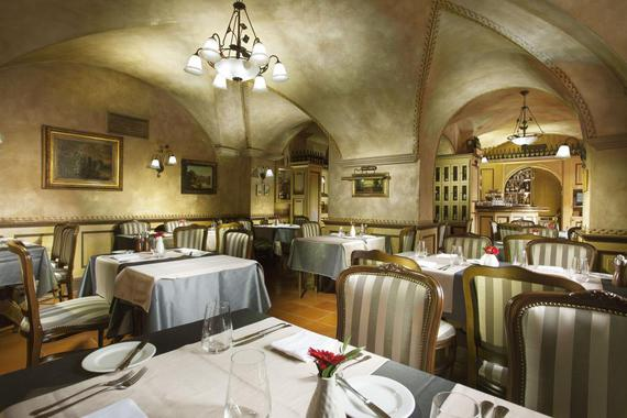 Restaurace Pod Věží, Praha