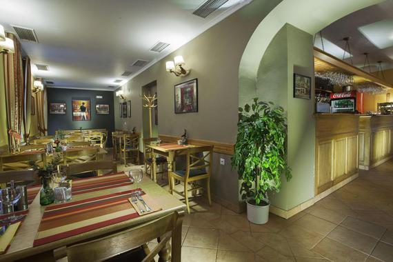 Cafe a Creperie Pod Věží, Praha