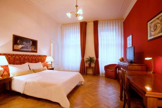 Hotel Suite Home Prague foto 3