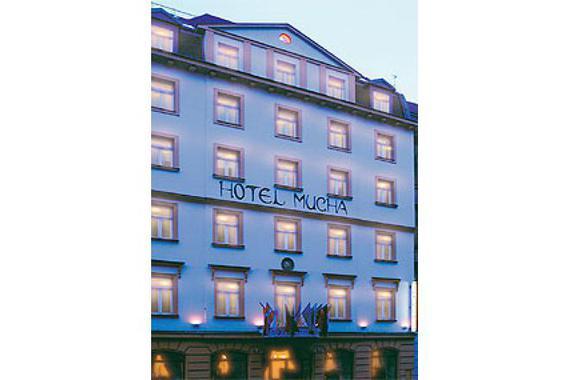 Hotel Mucha foto 1