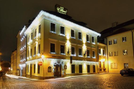Hotel U Páva foto 1