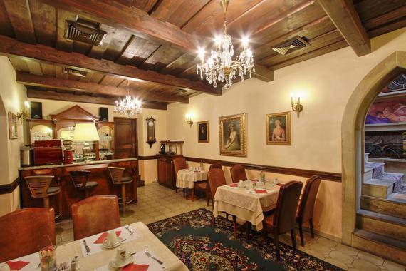 Hotel U Páva foto 2