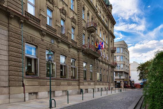 Hotel CORONET foto 5