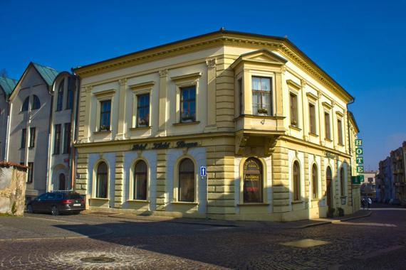 Hotel Zlatá Stoupa foto 1