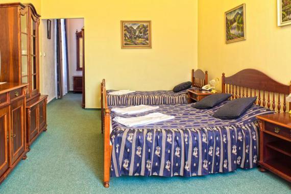Hotel Zlatá Stoupa foto 3