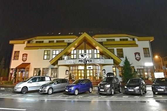 Hotel Prosper foto 2