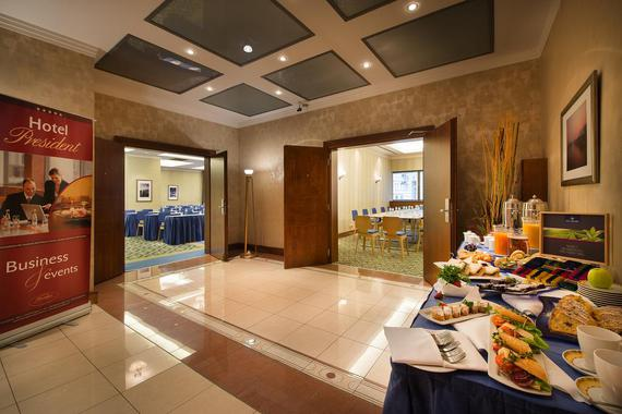 Hotel President foto 2