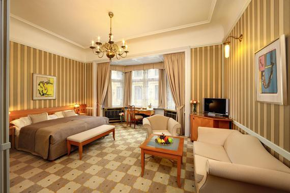 Hotel Paříž Praha, a.s. foto 3