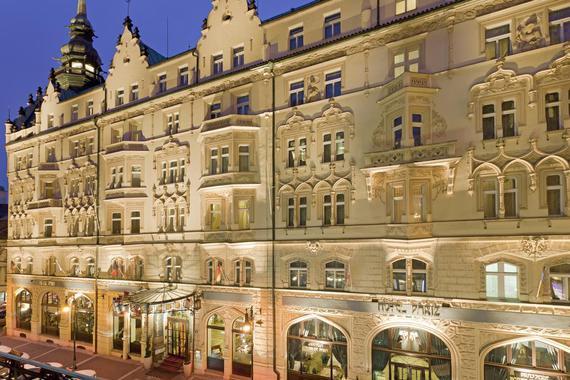 Hotel Paříž Praha, a.s. foto 1