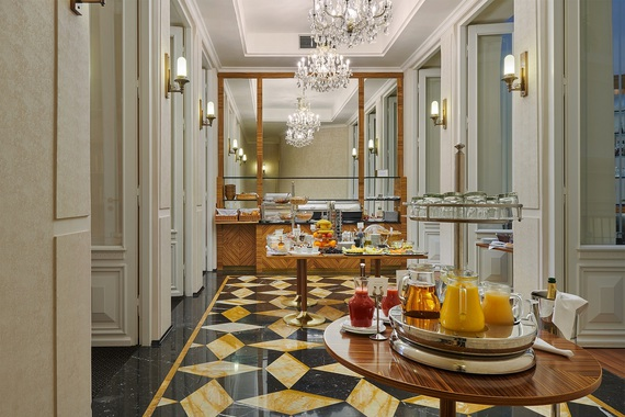 Ventana Hotel Prague foto 6