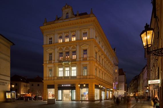 Ventana Hotel Prague foto 1