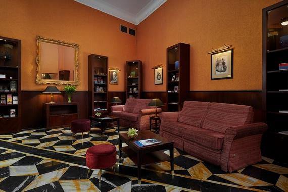 Ventana Hotel Prague foto 5
