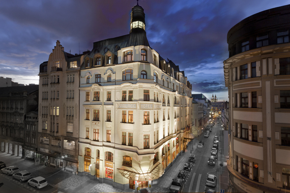 Hotel Palace Praha foto 1