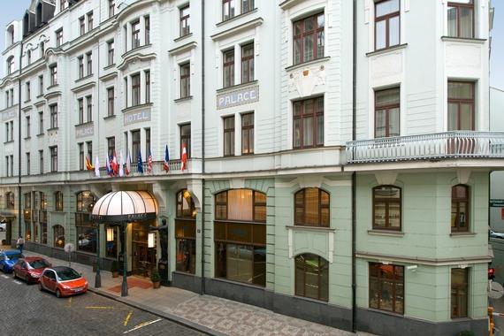 Hotel Palace Praha foto 2