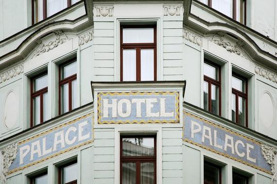Hotel Palace Praha foto 4