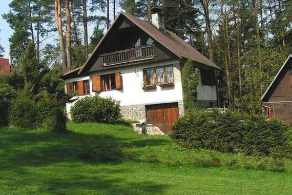 Rekreační chata v Českém Švýcarsku foto 1