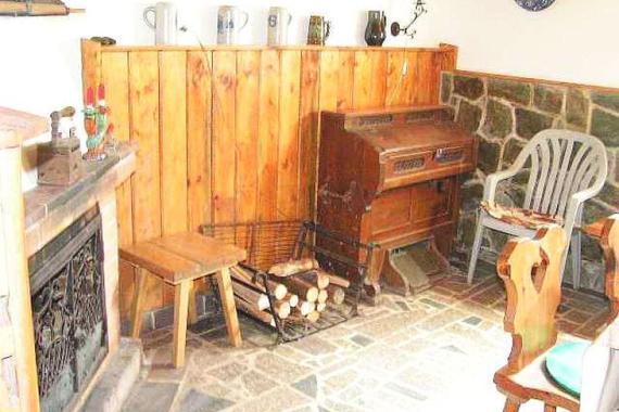 Rekreační chata v Českém Švýcarsku foto 3
