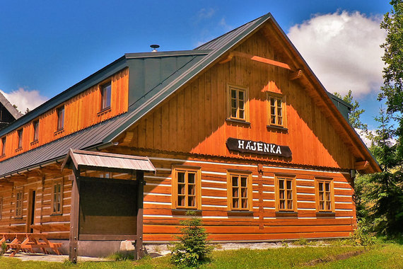 Chata Hájenka foto 1