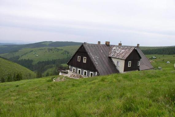 Bouda Klínovka foto 1