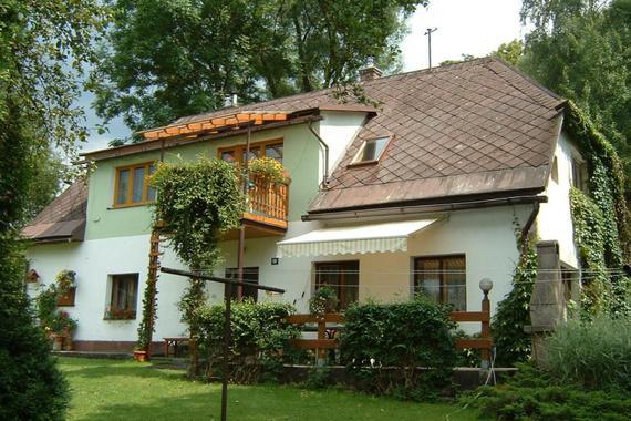 Chalupa Horní Lánov foto 1
