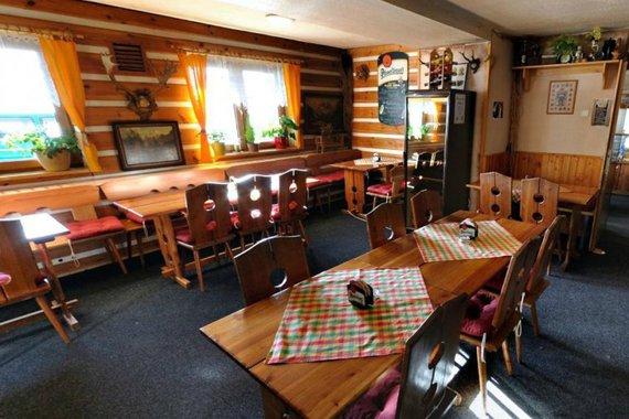 Horská chata Portášky foto 4