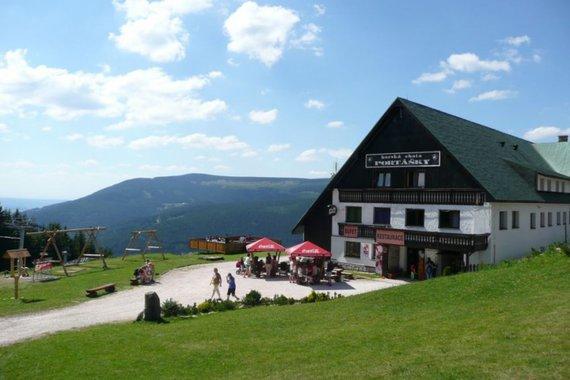 Horská chata Portášky foto 1