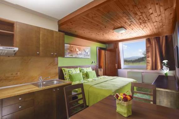 Horský hotel Tetřeví boudy foto 2
