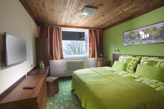 Horský hotel Tetřeví boudy foto 3