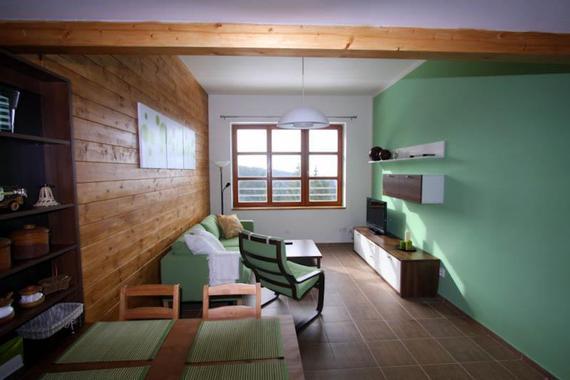 Horské apartmány Cihlářka foto 3