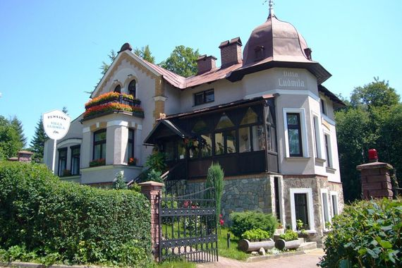 Pension Villa Ludmila foto 1