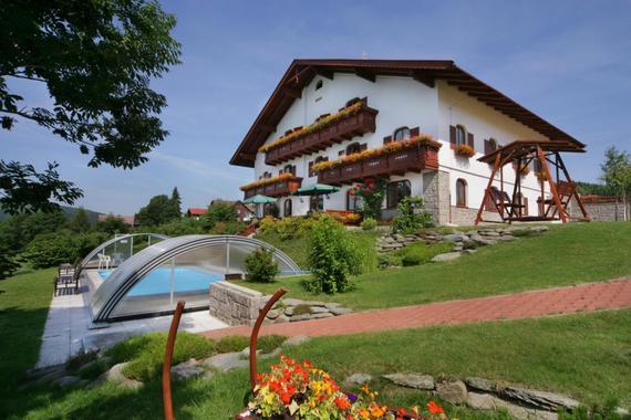 Penzion Alpský dům foto 1
