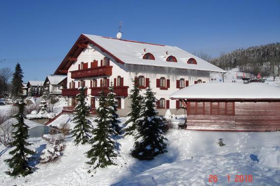Penzion Alpský dům foto 2