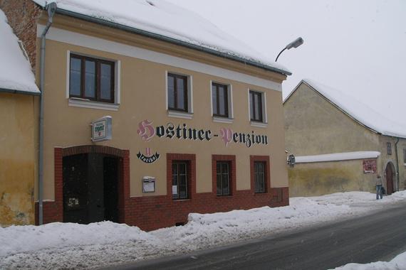 Penzion a restaurace U Točíka foto 1