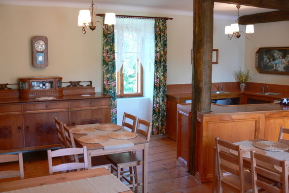 Penzion Mlýn u svatého Víta foto 8
