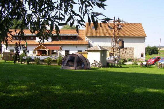 Penzion Strnadovský Mlýn foto 4