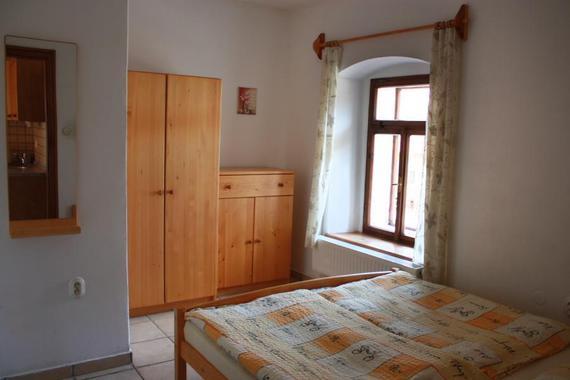 ložnice apartmánu č.1