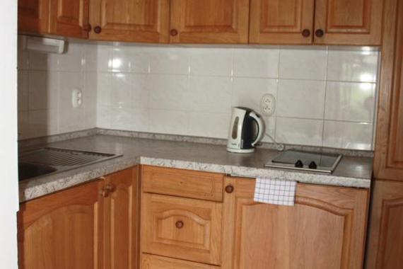 kuchyňský kout apartmánu č.3
